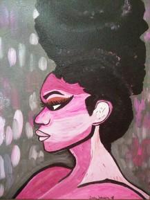 Johnson_Girl in Pink