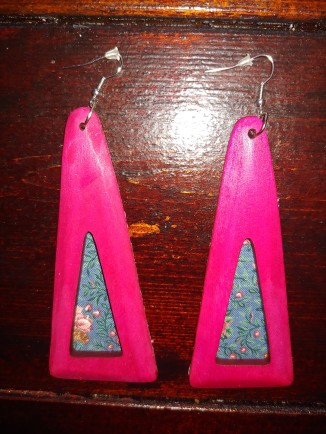 Kulture Pink Triangles